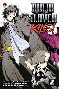 Cover-Bild zu Sekine, Koutarou: Ninja Slayer Kills 2