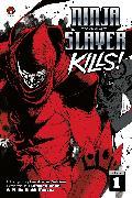 Cover-Bild zu Sekine, Koutarou: Ninja Slayer Kills 1