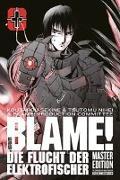 Cover-Bild zu Sekine, Koutarou: BLAME! Master Edition +: Die Flucht der Elektrofischer