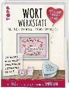 Cover-Bild zu Wortwerkstatt - Liebe & Freundschaft. Deko- & Geschenkideen mit Sprüchen, Zitaten & Co von Pypke, Susanne