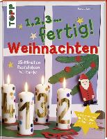 Cover-Bild zu 1,2,3, fertig ...Weihnachten von Lamm, Pascale