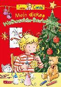 Cover-Bild zu Conni Gelbe Reihe: Mein dickes Weihnachts-Bastelbuch von Sörensen, Hanna