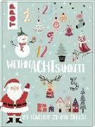 Cover-Bild zu WeihnAchtsamkeit. 24 Türchen zu mir selbst von Heidenreich, Franziska