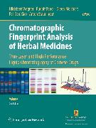 Cover-Bild zu Chromatographic Fingerprint Analysis of Herbal Medicines (eBook) von Melchart, Dieter (Hrsg.)