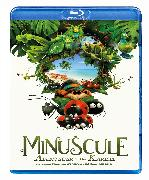 Cover-Bild zu Minuscule - Abenteuer in der Karibik - Blu-ray (2D+3D) von Hélène Giraud (Reg.)