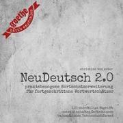 Cover-Bild zu NeuDeutsch 2.0 - Vol.1 von Aster, Christian von