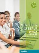 Cover-Bild zu Menschen im Beruf - Schreibtraining. Kursbuch von Hering, Axel