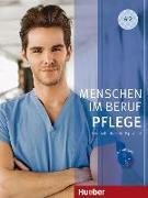 Cover-Bild zu Menschen im Beruf. Pflege A2 Kursbuch mit Audio-CD von Hagner, Valeska