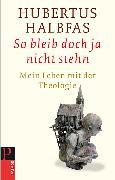 Cover-Bild zu So bleib doch ja nicht stehn von Halbfas, Hubertus