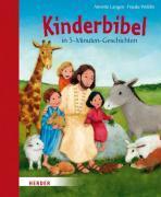 Cover-Bild zu Kinderbibel von Langen, Annette