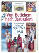 Cover-Bild zu Von Betlehem nach Jerusalem von Bühlmann, Walter