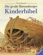 Cover-Bild zu Die große Ravensburger Kinderbibel von Delval, Marie-Hélène