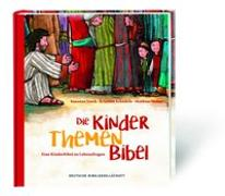 Cover-Bild zu Die Kinder-Themen-Bibel von Jasch, Susanne (Nacherz.)