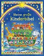 Cover-Bild zu Meine grosse Kinderbibel von Amery, Heather