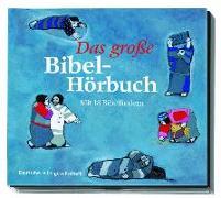 Cover-Bild zu Das grosse Bibel-Hörbuch von Haug, Hellmut (Nacherz.)