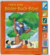 Cover-Bild zu Meine erste Bilder-Buch-Bibel von Biehl, Pia