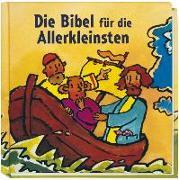 Cover-Bild zu Die Bibel für die Allerkleinsten von Jeschke, Mathias