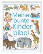 Cover-Bild zu Meine bunte Kinderbibel von Hoffman, Mary
