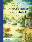 Cover-Bild zu Die große Herder Kinderbibel von Grün, Anselm