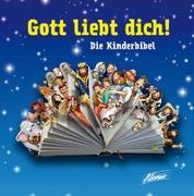 Cover-Bild zu Gott liebt dich! von Hottiger, Markus