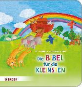 Cover-Bild zu Die Bibel für die Kleinsten von James, Bethan