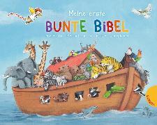 Cover-Bild zu Meine erste bunte Bibel von Polster, Martin
