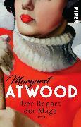 Cover-Bild zu Der Report der Magd von Atwood, Margaret