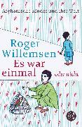 Cover-Bild zu Es war einmal oder nicht von Willemsen, Dr. Roger