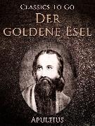 Cover-Bild zu Der goldene Esel (eBook) von Apuleius