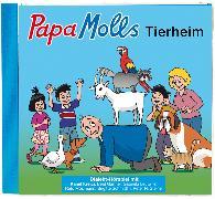 Cover-Bild zu Papa Molls Tierheim von Krejci, Kamil (Gelesen)
