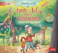 Cover-Bild zu Tante Mila macht Geschichten von Feth, Monika