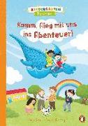 Cover-Bild zu Kindergarten Wunderbar - Komm, flieg mit uns ins Abenteuer!