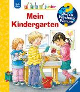 Cover-Bild zu Wieso? Weshalb? Warum? junior: Mein Kindergarten (Band 24)