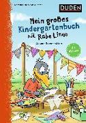 Cover-Bild zu Mein großes Kindergartenbuch mit Rabe Linus