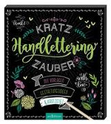 Cover-Bild zu Kratzzauber Handlettering