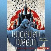 Cover-Bild zu Knochendiebin von Owen, Margaret