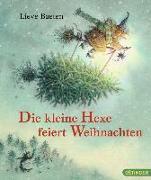 Cover-Bild zu Die kleine Hexe feiert Weihnachten von Baeten, Lieve