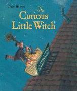 Cover-Bild zu Curious Little Witch von Baeten, Lieve