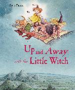Cover-Bild zu Up and Away with the Little Witch! von Baeten, Lieve