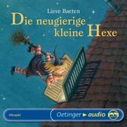 Cover-Bild zu Die neugierige kleine Hexe (CD) von Baeten, Lieve