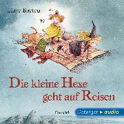 Cover-Bild zu Die kleine Hexe geht auf Reisen (Audio Download) von Baeten, Lieve