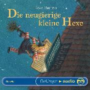 Cover-Bild zu Die neugierige kleine Hexe (Audio Download) von Baeten, Lieve