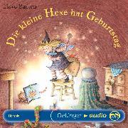 Cover-Bild zu Die kleine Hexe hat Geburtstag (Audio Download) von Baeten, Lieve