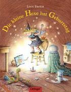 Cover-Bild zu Die kleine Hexe hat Geburtstag von Baeten, Lieve