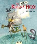 Cover-Bild zu Die schlaue kleine Hexe von Baeten, Lieve