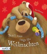 Cover-Bild zu Noch sooo lange bis Weihnachten von Chapman, Jane