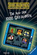 Cover-Bild zu Lenk, Fabian: Die App der 1000 Gefahren