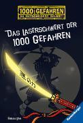 Cover-Bild zu Lenk, Fabian: Das Laserschwert der 1000 Gefahren