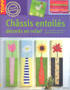 Cover-Bild zu Châssis entoilés décorés en relief