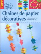 Cover-Bild zu Chaînes de papier décoratives